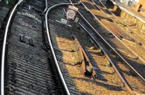 Železniška proga