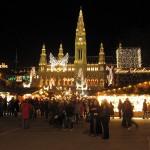 Božični sejmi na Dunaju 2018