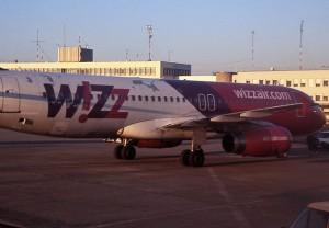V Romunijo smo leteli iz Budimpešte z letalskim prevoznikom Wizz Air