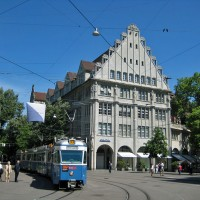 Tramvaj v Zürichu