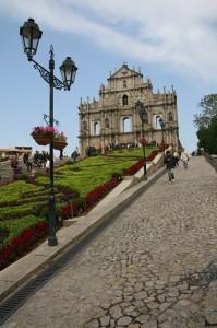 Ruševine cerkve Sv. Pavla, Macao