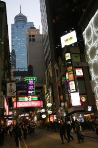 Otok Hong Kong