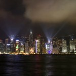 Znamenitosti Hong Konga: simfonija luči
