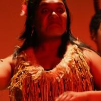 Maorska kulturna predstava v Aucklandskem muzeju