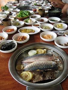 Korejska restavracija Jung Won Korea BBQ v Kuala Lumpurju