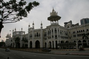 Stara železniška postaja v Kuala Lumpurju