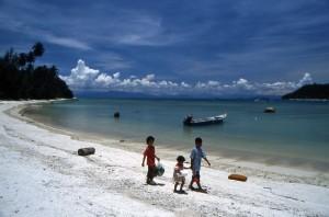 Otok Perhentian, Malezija