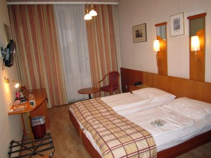 Hotel-Pension Continental Dunaj