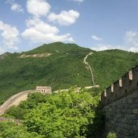 Kitajski zid blizu Pekinga