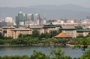 Park Beihai, Peking