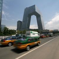Peking je mesto brezobzirnih voznikov