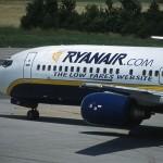 Ryanair spet spreminja pravila o ročni prtljagi