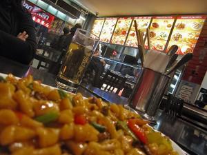 Ujgurska restavracija Taklamakan v Münchnu