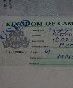 Ne pozabite preveriti, ali za vstop v državo potrebujete vizum!
