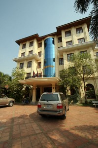 Royal Crown Hotel and Spa, Siem Reap, Kambodža