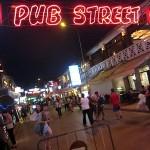 Pub Street v Siem Reapu