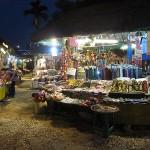Nočna tržnica v Siem Reapu