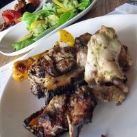 Odličen piščanec na žaru na brazilski način