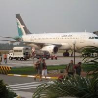 Letališče Siem Reap v Kambodži