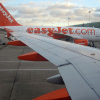 easyJet Ljubljana London