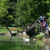 Izvir reke Bosne pri Sarajevu