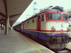 Železnice BiH