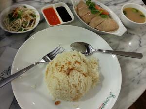 Piščanec z rižem