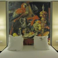 Westcord Art Hotel v Amsterdamu