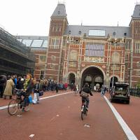 Rijksmuseum v Amsterdamu