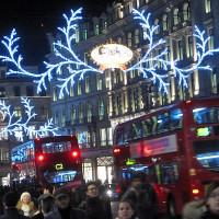 Predbožični London