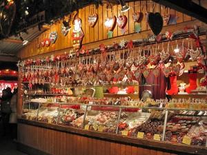 Božični sejmi na Dunaju