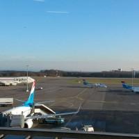 Letališče Luksemburg