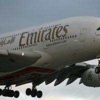 Emirates bo letel v Zagreb