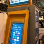 Travelersbox: avtomati za menjavo kovancev na letališčih