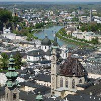 Znamenitosti Salzburga