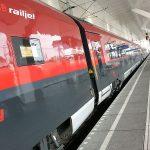 Iz Ljubljane do Dunaja ali Salzburga najceneje z avstrijskimi železnicami
