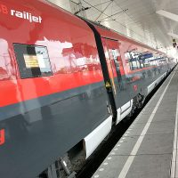 Vlak Salzburg