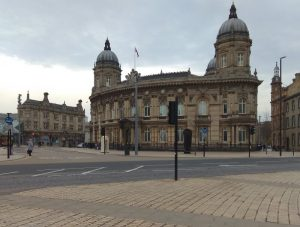 Kingston upon Hull, Anglija
