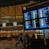 Letališče Changi Singapur