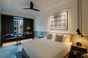Hotel Grand Park City Hall Singapur
