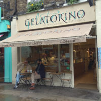 Gelatorino London